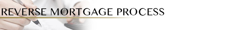 Reverse Mortgage Process