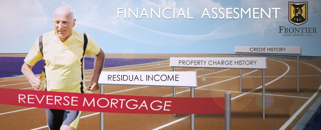 Reverse Mortgage Financial Assessment